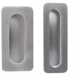 Linnea Stainless Steel<br />RPR-102 - Round Recessed Flush Pull