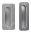 Linnea Stainless Steel<br />RPR-150 - Round Recessed Flush Pull