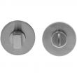 Linnea Stainless Steel<br />TPER-100R - Privacy Round Turn Piece &amp; Emergency Release