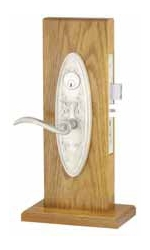 EMTEK TUSCANY/LOST WAX KNOB AND LEVER ENTRYSETS