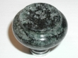 Top Knobs<br />M126C - M126C Verde Maritaka Granite 1 3/8&quot; with Chrome base