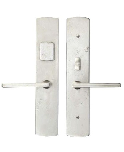 Curved Suite Lever x Lever Mortise Entrysets