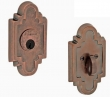 Fusion Hardware <br />C2 - Navajo Stepped Scalloped Deadbolt