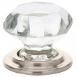 Emtek<br />86028 - Old Town Clear Wardrobe Knob