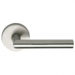 Omnia<br />12- US32D - OMNIA STAINLESS STEEL LEVER 12- US32D