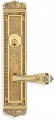 Omnia<br />56252 - Omnia Solid Brass Mortise Lever Lockset- 56252