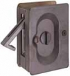 Emtek<br />2102 - SOLID BRASS PRIVACY DOOR LOCK