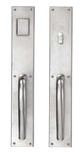 Urban Suite Tubular Deadbolt Pull Sets