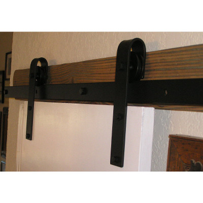 Agave Rolling Barn Door Hardware