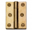 Rocky Mountain Hardware<br />CABHNG400 - CABINET HINGE (MORTISE) 2&quot; x 1-1/2&quot;