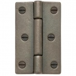 Rocky Mountain Hardware<br />CABHNG420 - CABINET HINGE (MORTISE) 2-1/2&quot; x 1-5/8&quot;