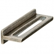Rocky Mountain Hardware<br />CK20125 - TAB CABINET PULL 7/8&quot; x 4&quot;