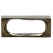 Rocky Mountain Hardware<br />CK268 - ORGANIC SQUARE PULL 2 5/8&quot;
