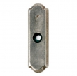 Rocky Mountain Hardware<br />CKR100 - ARCHED CABINET ROSE 3/4&quot; x 2-1/2&quot;