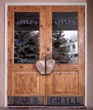Apple Door Pulls