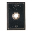Rocky Mountain Hardware<br />DBB/E300 - ROCKY MOUNTAIN DOOR BELL BUTTON