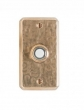 Rocky Mountain Hardware<br />DBB-E30403 - Hammered Doorbell Button