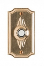Rocky Mountain Hardware - Bordeaux Doorbell Button