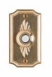 Rocky Mountain Hardware<br />DBB-E30804 - Bordeaux Doorbell Button