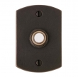 Rocky Mountain Hardware<br />DBB/E500 - ROCKY MOUNTAIN DOOR BELL BUTTON