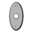 Rocky Mountain Hardware<br />DBB/E501 - ROCKY MOUNTAIN DOOR BELL BUTTON