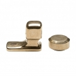 Rocky Mountain Hardware<br />DSH205 - Magnetic Door Stop 2 1/4&quot;