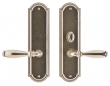 Rocky Mountain Hardware<br />E056/E057 - 3&quot; X 11&quot; ELLIS ESCUTCHEONS - PATIO