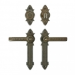 Rocky Mountain Hardware<br />E10810/E10810/DB10800 - 2 3/8&quot; x 10&quot; Escutcheons - Briggs Collection - Entry Dead Bolt/Spring Latch