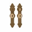 Rocky Mountain Hardware<br />E10830/E10832 - 3&quot; x 13&quot; Escutcheons - Briggs Collection - Entry Mortise Lock