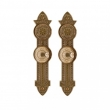 Rocky Mountain Hardware<br />E10831/E10831 - 3&quot; x 13&quot; Escutcheons - Briggs Collection - Full Dummy
