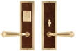 Rocky Mountain Hardware<br />E118/E116 - 3&quot; X 10&quot; DESIGNER ESCUTCHEONS - ENTRY