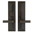 Rocky Mountain Hardware<br />E21062/E21063 Entry Mortise Lock - Mack Mortise Entry Set - 3 3/4&quot; x 15&quot;