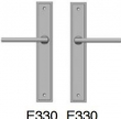 Rocky Mountain Hardware<br />E330 / E330  - 1 3/4&quot; x 11&quot; stepped Escutcheon Passage Trim
