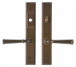 Rocky Mountain Hardware<br />E339/E337 - 1 3/4&quot; x 11&quot; American Cylinder Stepped Multi-Point Set - Entry