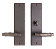 Rocky Mountain Hardware<br />E360/E363 - 3.5&quot; X 13&quot; STEPPED ESCUTCHEON - PATIO
