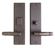 Rocky Mountain Hardware<br />E362/E363 - 3.5&quot; X 13&quot; STEPPED ESCUTCHEON - ENTRY
