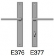 Rocky Mountain Hardware<br />E376 E377 - 1 3/8&quot; x 11&quot; stepped Escutcheon american cylinder Patio Trim