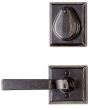 Rocky Mountain Hardware<br />E416/E416/DB507 - 2 5/8&quot; SQUARE ESCUTCHEON - ENTRY