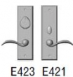Rocky Mountain Hardware<br />E423/E421 - 3&quot; X 10&quot; RECTANGULAR ESCUTCHEON - ENTRY