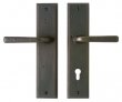 Rocky Mountain Hardware<br />E451/E457 - 2 1/2&quot; x 11&quot; Profile Cylinder Rectangular Multi-Point Set - Patio