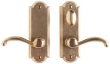 Rocky Mountain Hardware<br />E710/E711 - 2&quot; x 6&quot; Arched Patio Mortise Lock