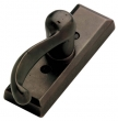 Rocky Mountain Hardware<br />EW108 - ROCKY MOUNTAIN RECTANGULAR WINDOW ESCUTCHEON - 1 1/2&quot; x 4 1/2&quot;