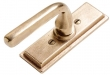 Rocky Mountain Hardware<br />EW308 - ROCKY MOUNTAIN STEPPED WINDOW ESCUTCHEON - 1.5&quot; x 4.5&quot;