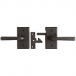 Rocky Mountain Hardware<br />GL/E414 - ROCKY MOUNTAIN RECTANGULAR ESCUTCHEON - E414