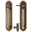 Rocky Mountain Hardware<br />GL/E707 - ROCKY MOUNTAIN ARCHED ESCUTCHEON - E707