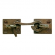 Rocky Mountain Hardware<br />HE4S - CABINET HOOK &amp; EYE