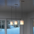 Rocky Mountain Hardware<br />PE455-LED - Alpha Pendant with LED Lamps