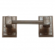 Rocky Mountain Hardware<br />TP3 - TEMPO HORIZONTAL TOILET PAPER HOLDER