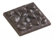 Rocky Mountain Hardware<br />TT211 - ROCKY MOUNTAIN RIVER ROCKS TILE 3&quot; x 3&quot;