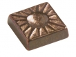 Rocky Mountain Hardware<br />TT247 - ROCKY MOUNTAIN SUNBURST TILE